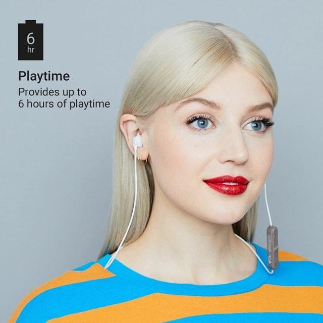 Jam Live Loose Grey Bluetooth Earphones - 4