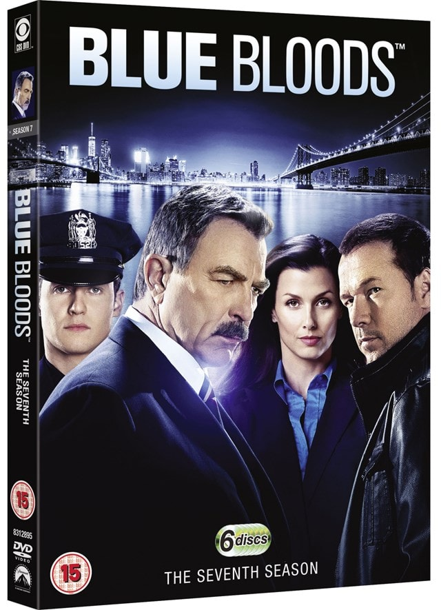 Blue Bloods: The Seventh Season - 2