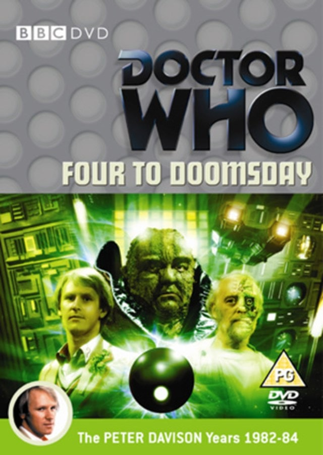 Doctor Who: Four to Doomsday - 1
