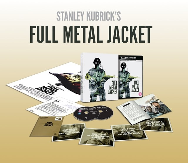 Full Metal Jacket Ultimate Collector's Edition - 1