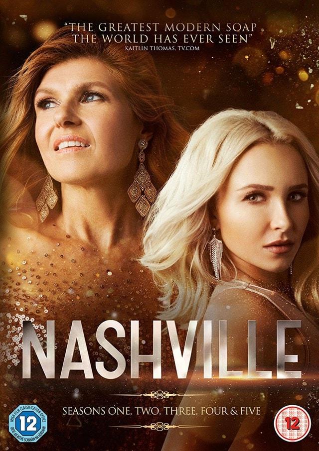 Nashville: Complete Seasons 1-5 - 1
