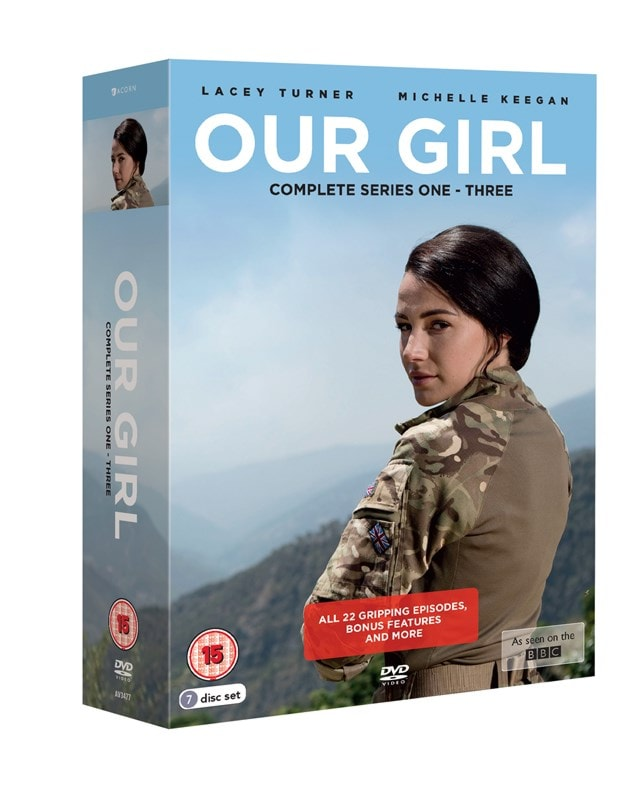 Our Girl: Complete Series 1-3 - 2