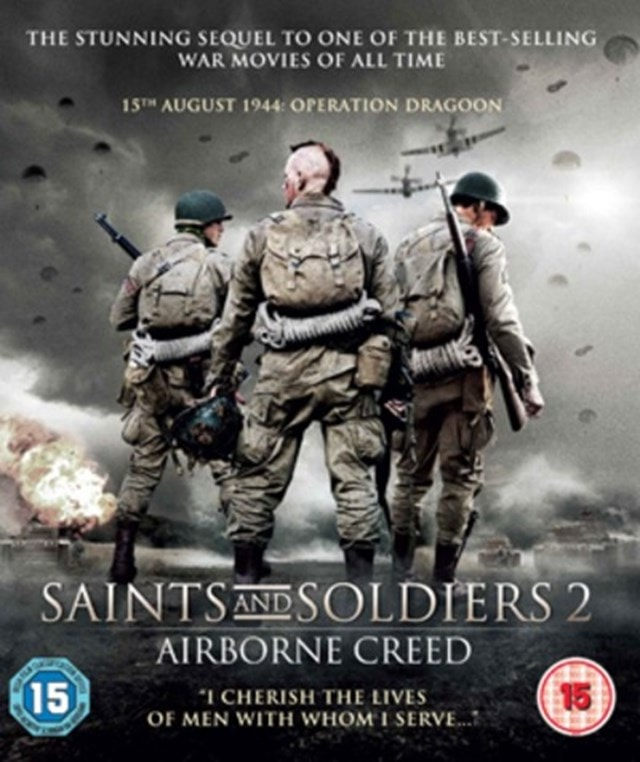 Saints and Soldiers 2: Airborne Creed - 1