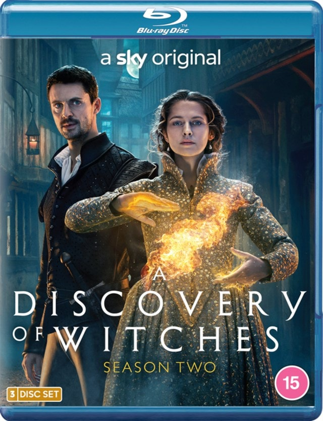 A Discovery of Witches: Season 2 - 1