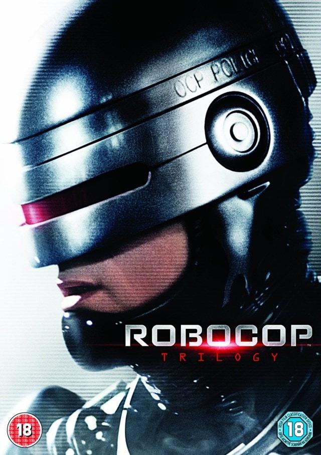 Robocop/Robocop 2/Robocop 3 - 1