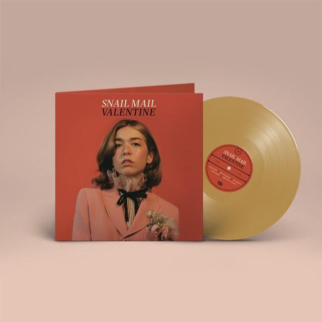 Valentine - Limited Edition Gold Vinyl - 1