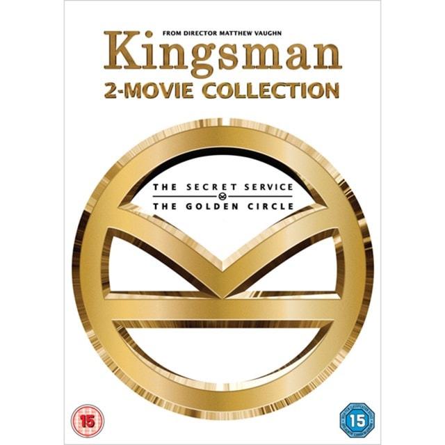 Kingsman - 2-movie Collection - 3