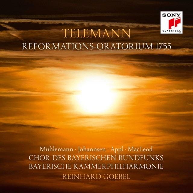 Telemann: Reformations-Oratorium 1755 - 1