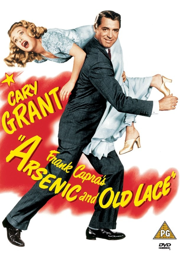 Arsenic and Old Lace - 3