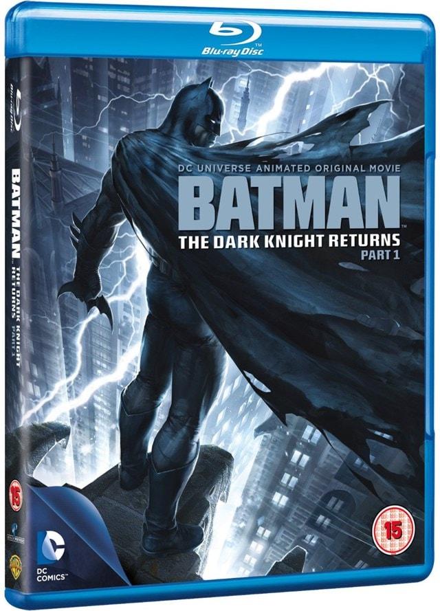 Batman: The Dark Knight Returns - Part 1 - 2