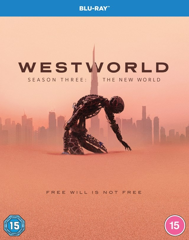 Westworld: Season Three - The New World - 1