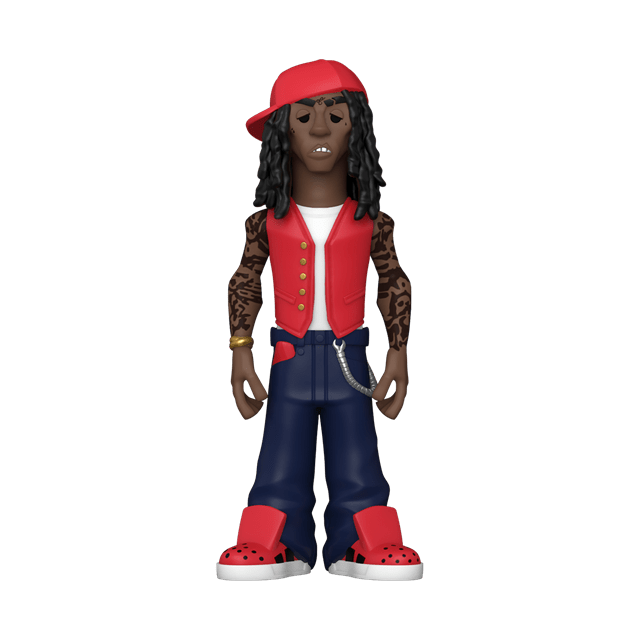 Lil Wayne: Funko Vinyl Gold 5'' - 1