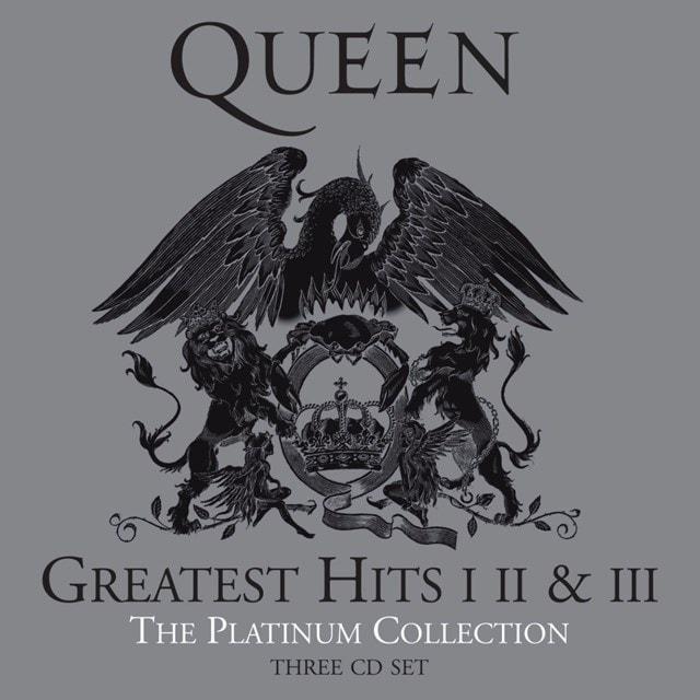 Greatest Hits I II & III: The Platinum Collection - 1