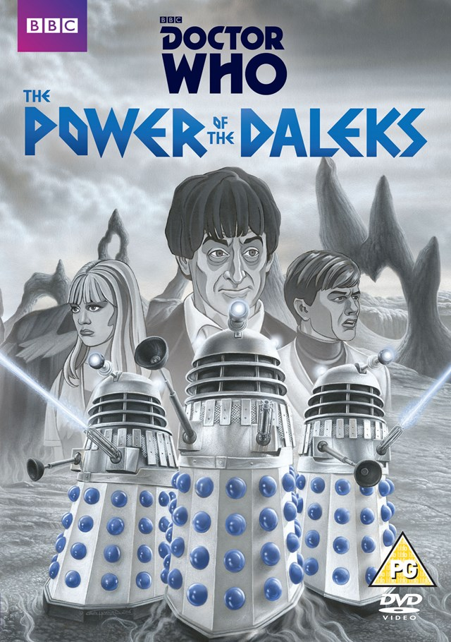 Doctor Who: The Power of the Daleks - 1