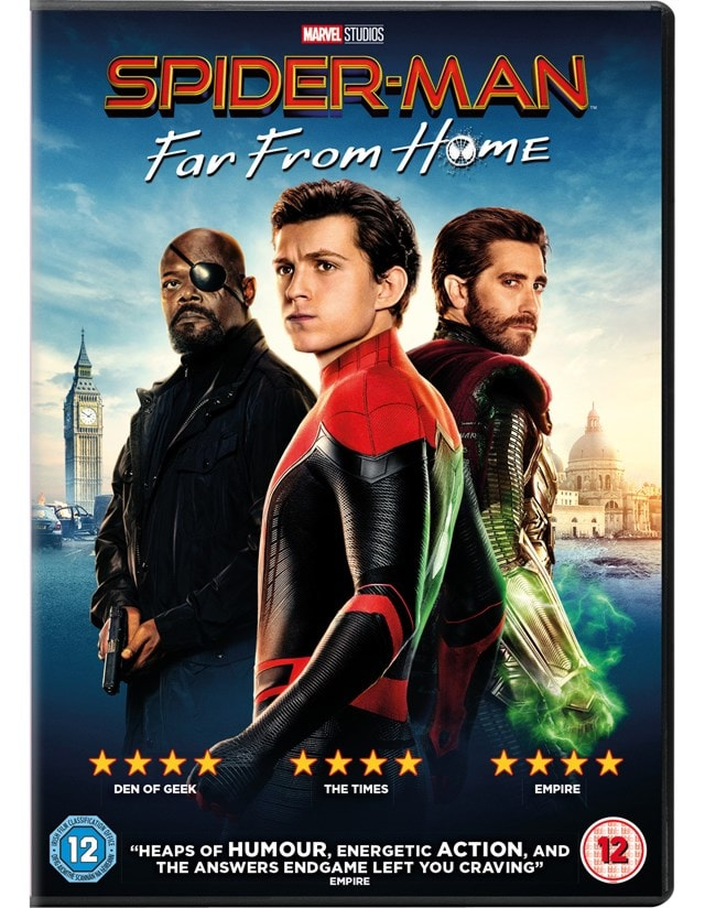 Spider-Man: Far from Home - 1