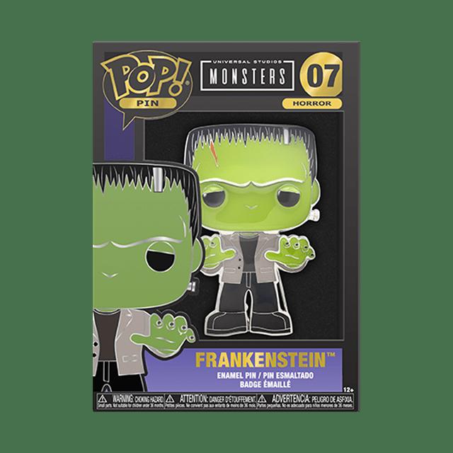 Frankenstein: Monsters Funko Pop Pin - 2
