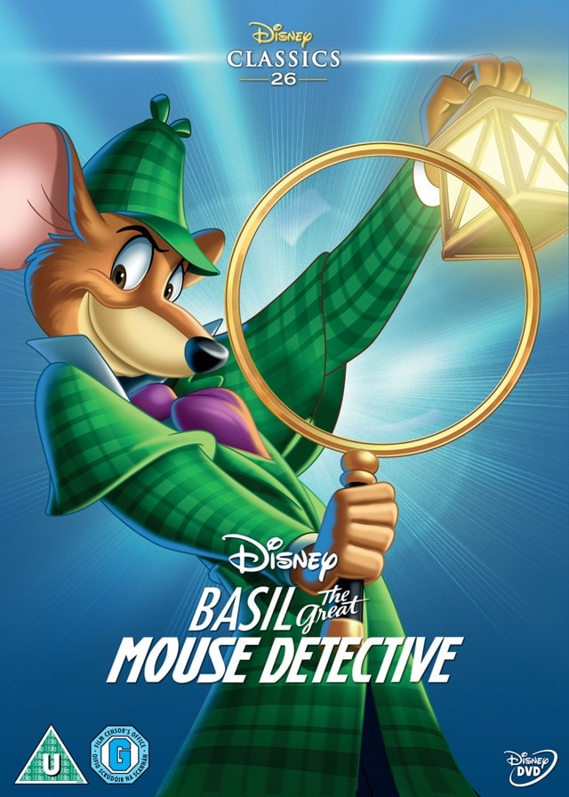 Basil the Great Mouse Detective - 1