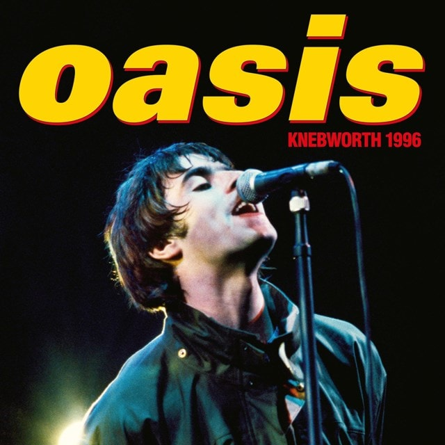 Knebworth 1996 - Deluxe Edition 2CD+DVD - 2