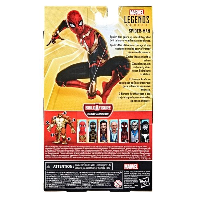 Integrated Suit Spider-Man: Spider-Man No Way Home: Marvel Legends Series Action Figure - 11