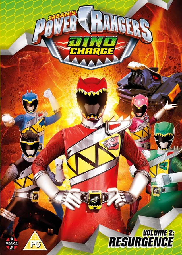 Power Rangers Dino Charge: Volume 2 - Resurgence - 1