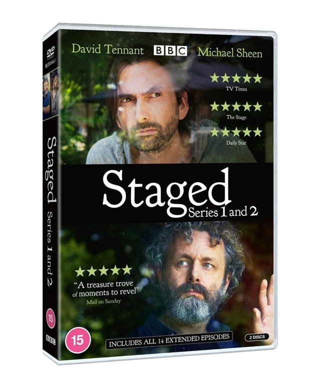 Staged: Series 1 & 2 - 2