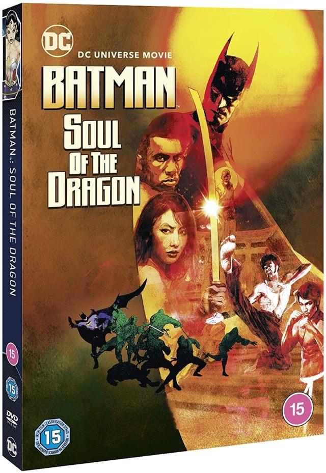Batman: Soul of the Dragon - 2