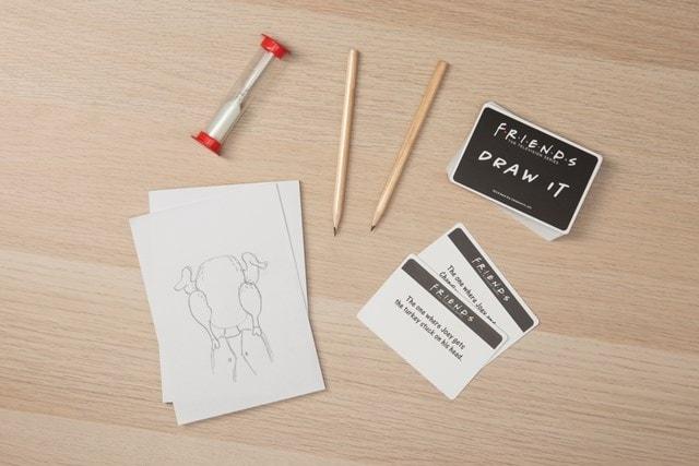 Friends: Draw It - 4