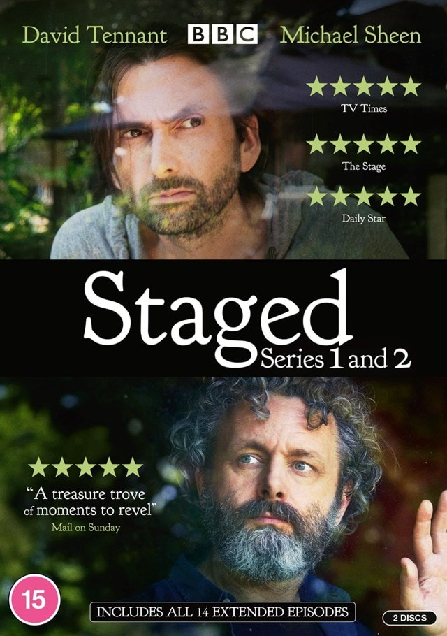 Staged: Series 1 & 2 - 1