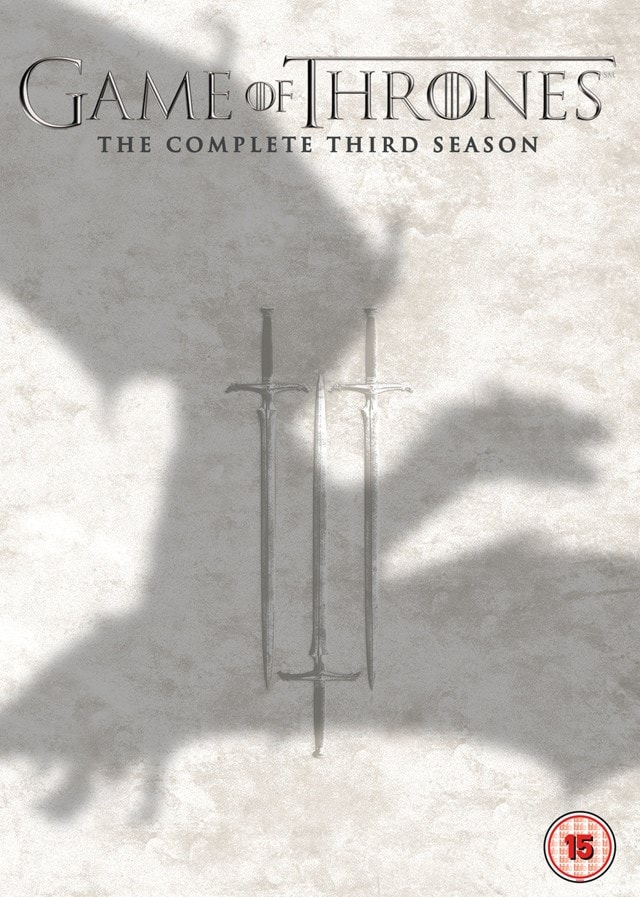 Game of Thrones: The Complete Third Season - 1