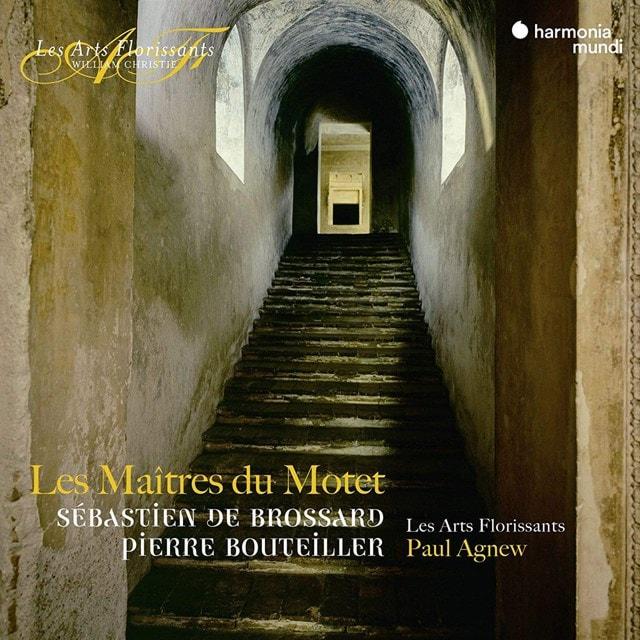 Sebastien De Brossard/Pierre Bouteiller: Les Maitres Du Motet - 1