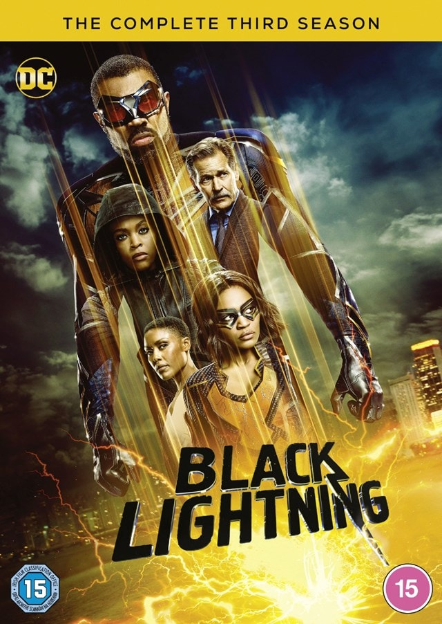 Black Lightning: The Complete Third Season - 1