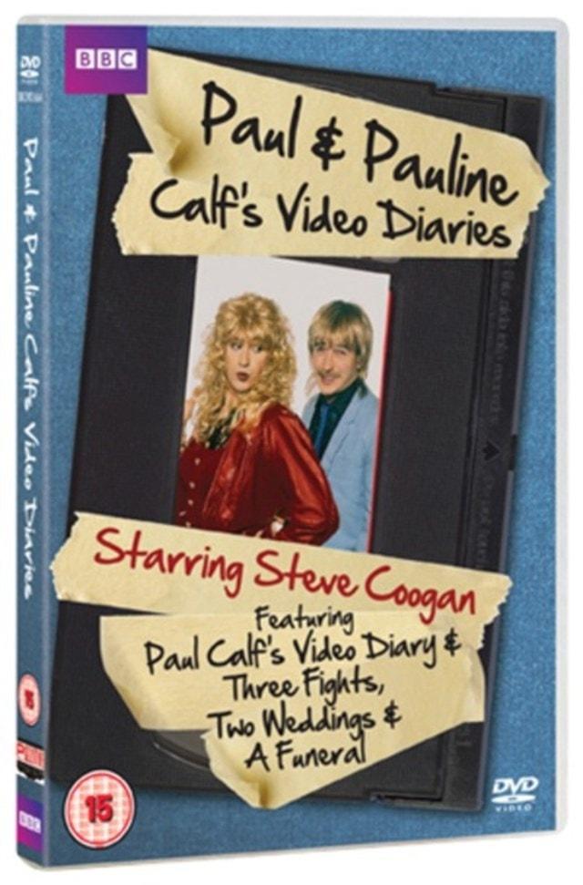 Paul and Pauline Calf's Video Diaries - 1