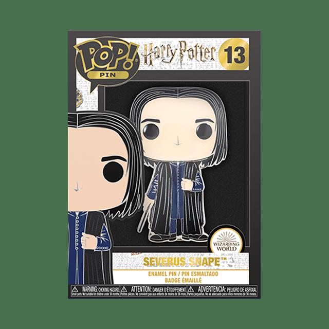 Severus Snape: Harry Potter Funko Pop Pin - 2