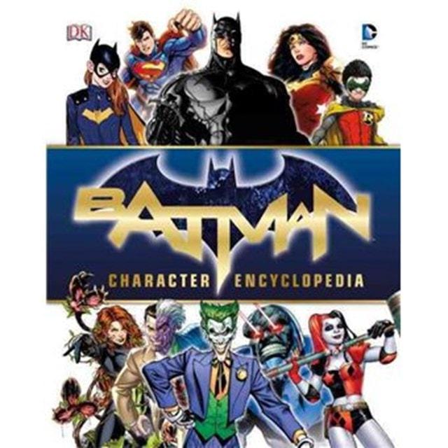 Batman Character Encyclopedia - 1