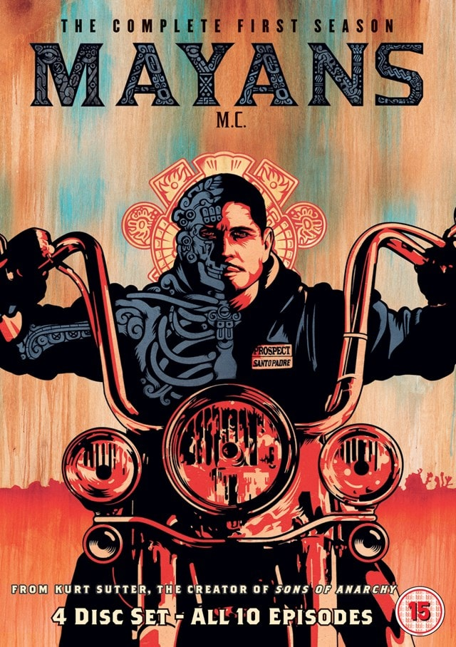 Mayans M.C.: The Complete First Season - 1