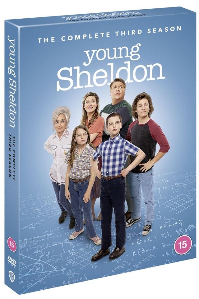 Young Sheldon: The Complete Third Season - 2