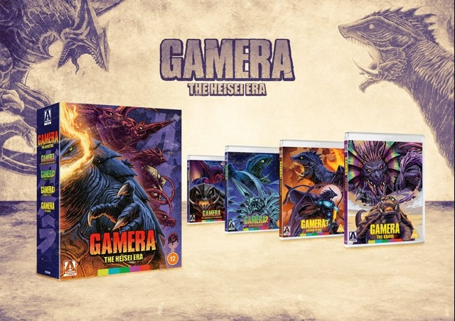 Gamera: The Heisei Era - 3