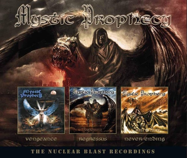 The Nuclear Blast Recordings - 1