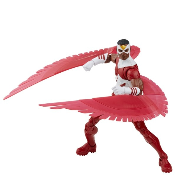 Falcon: Retro Hasbro Marvel Legends Series Action Figure - 5