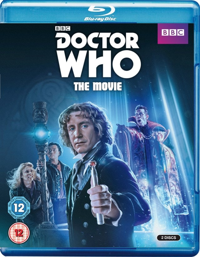 Doctor Who: The Movie - 1