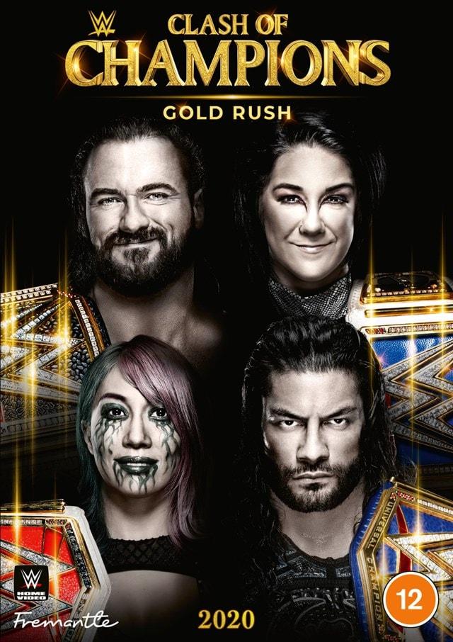 WWE: Clash of Champions 2020 - 1