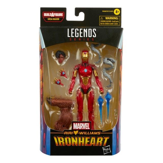 Hasbro Marvel Legends Series Ironheart Action Figure - 11