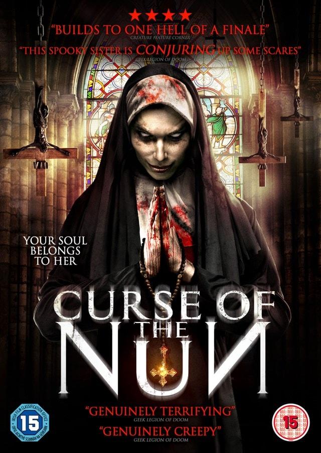 Curse of the Nun - 1