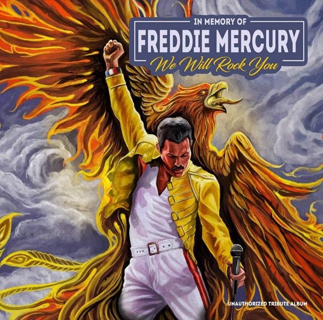 In Memory of Freddie Mercury: We Will Rock You - 1