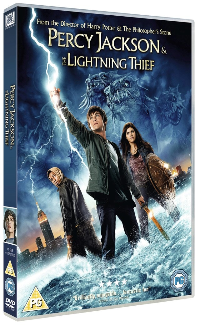 Percy Jackson and the Lightning Thief - 2