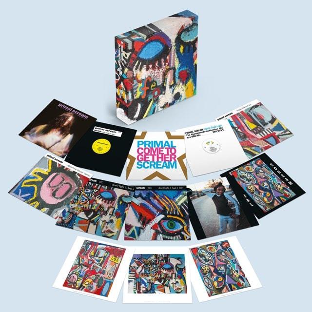 "Screamadelica: The 12"" Singles - 1"