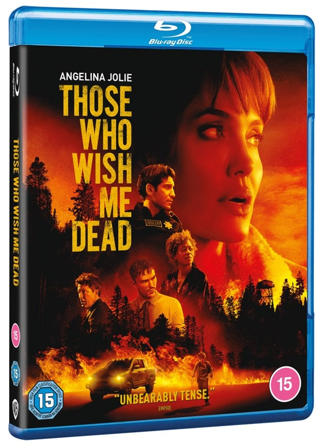 Those Who Wish Me Dead - 2