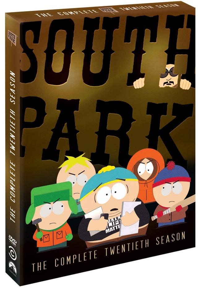 South Park: The Complete Twentieth Season - 2