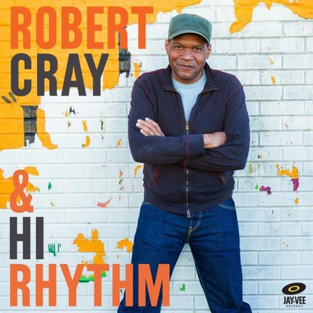 Robert Cray & Hi Rhythm - 1