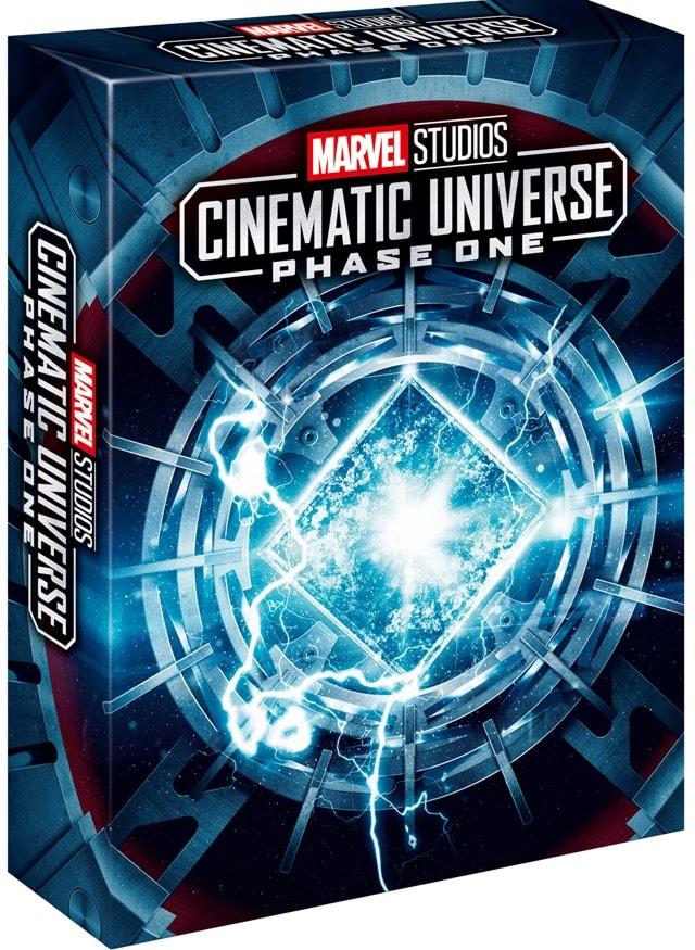 Marvel Studios Cinematic Universe: Phase One - 2